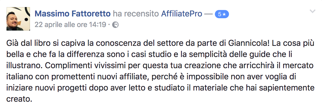 Recensione Fattoretto
