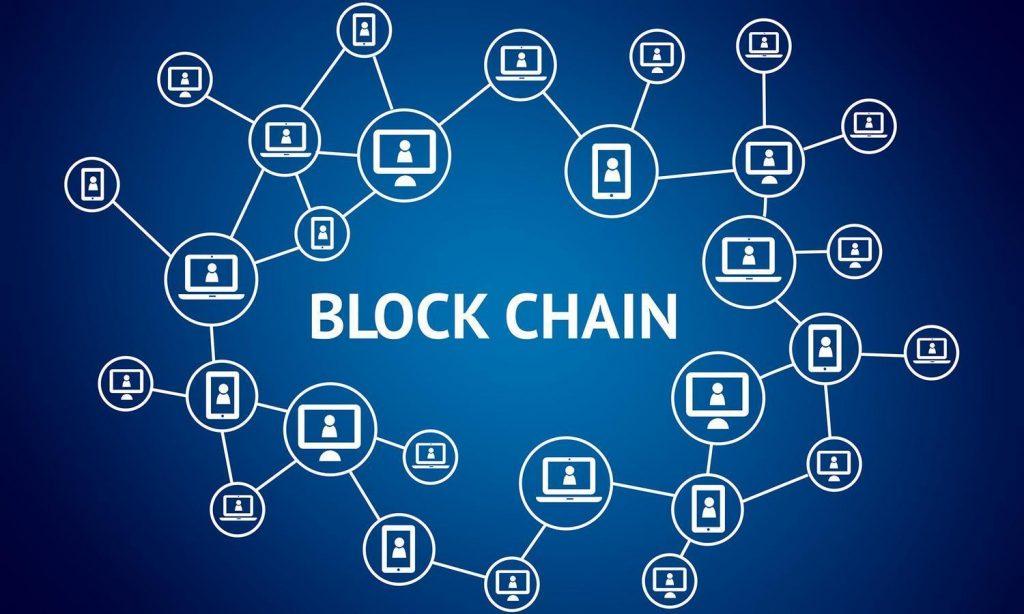 blockchain struttura