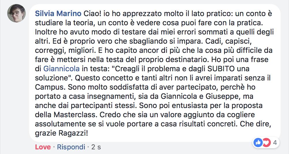 Silvia Marino