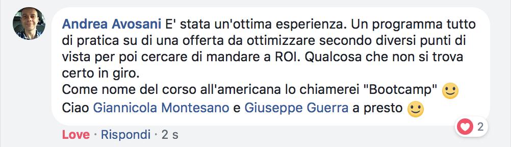 Andrea Avosani