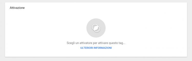 attivazione tag