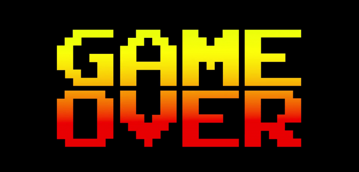 Game Over Marketer