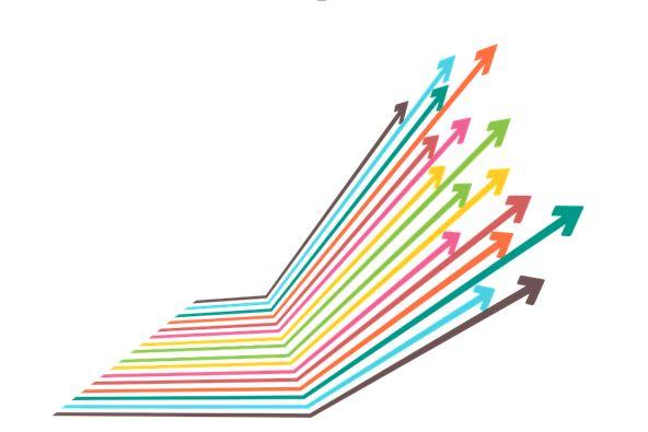 Rappresentazione grafica incremento
