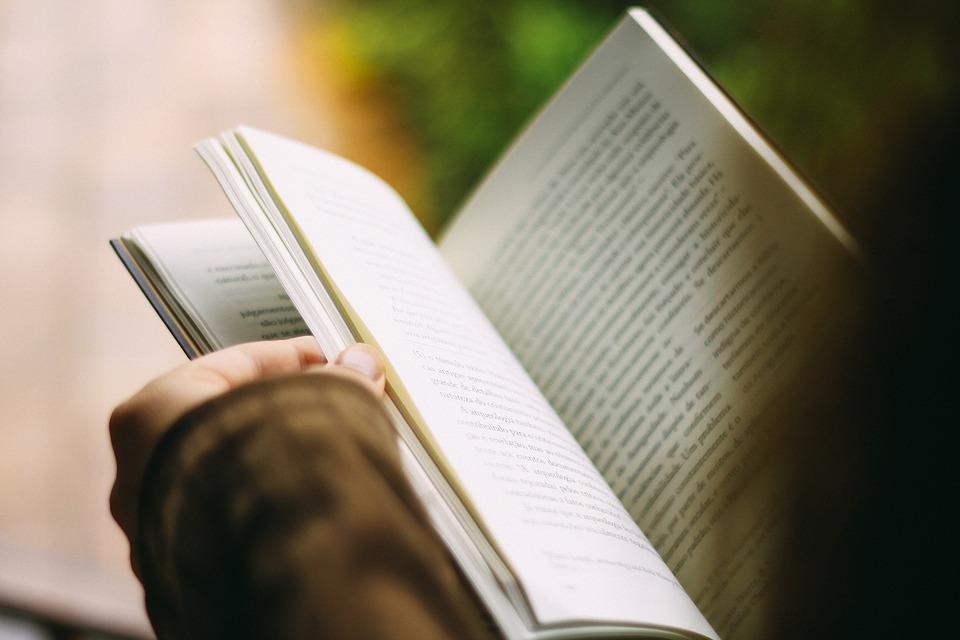 Programma affiliazione Amazon_La foto mostra un libro