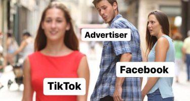 TikTok Advertising_ come fare pubblicità su TikTok_la foto mostra un meme