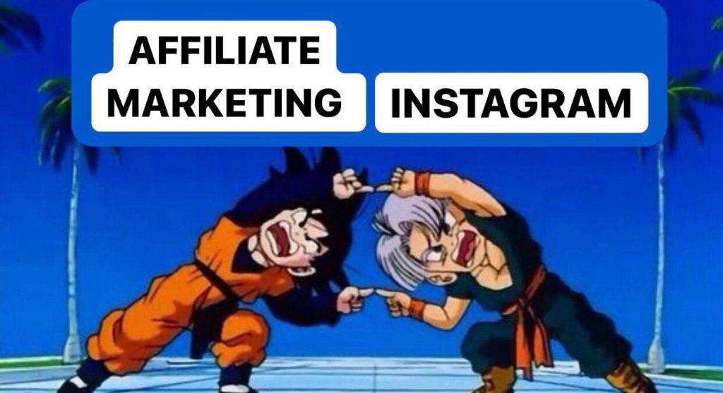 Affiliate marketing su Instagram_foto ironica