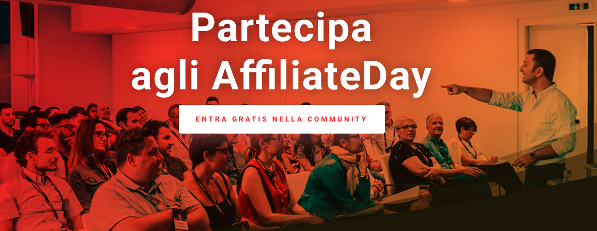 AffiliateDay_presentazione evento_