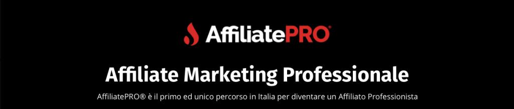 imprenditoredigitale.info AffiliatePRO START