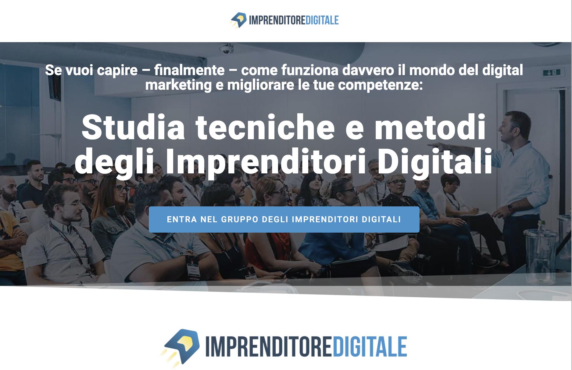 Imprenditori digitali